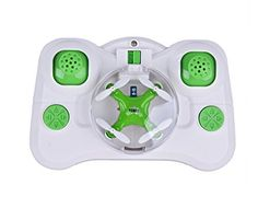 Makerfire Cheerson CX-STARS Quadcopter World's Smallest Drone 2.4G 4 Channel Green
