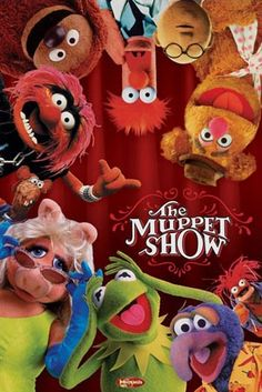 I loves me some Muppets!