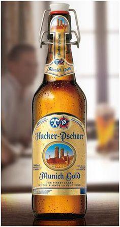 Oktoberfest Files: Case File #14 – Munich Gold Lager   Taps & Caps