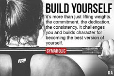 Bodybuilding muscle workout using different workout techniques like uniset multiset pyramid routines super breathing sets and much more. Choose an effective workout that suits your lifestyle. Sport Motivation, Weight Lifting Motivation, Fitness Motivation Quotes, Weight Lifting Quotes, Workout Motivation, Bodybuilding Training, Bodybuilding Workouts, Men's Bodybuilding, Sport Fitness