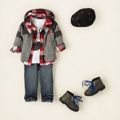 baby boy - outfits - sweater weather - ski patrol | Children's Clothing | Kids Clothes | The Children's Place