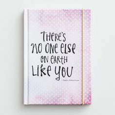 There's No One Else Like You - Christian Journal