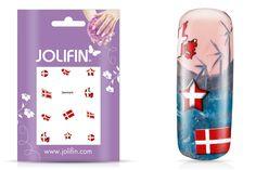 Dänemark Fingernägel Tattoo