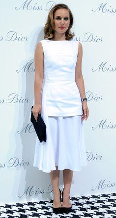 Get Natalie Portman's wedding-worthy Dior dress