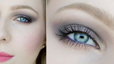 smoky eye ** Makeup Revolution ICONIC 2 ** makeup tutorial