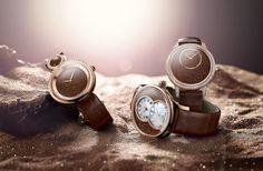 Pre Baselworld 2015 3 orologi Jaquet Droz quadrante in eliolite