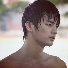 Sexy Dripping Wet Seo In Guk *Heavy Breathing*