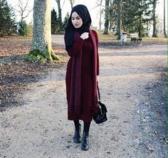 How to be elegant hijabista – Just Trendy Girls