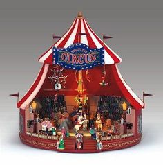 1000+ images about Holiday Animated Music Boxes on Pinterest | Christmas carol, World's fair and ...