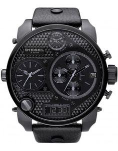 c076cffd1636 Montre Diesel Homme DZ7193 SBA XXL 57mm Cadran   bracelet noirs