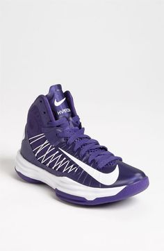 My new basketball shoes:) Nike 'Lunar Hyperdunk' Basketball Shoe (Women) | Nordstrom