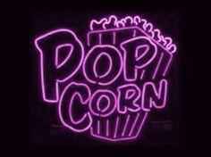 PopCorn! Neon Art//Neon LOVE!!