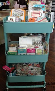 Stamping with Passion: Project Life Week 9 and storage ideas Craft Room Organisation, Scrapbook Room Organization, Scrapbook Rooms, Scrapbook Storage, Scrapbooking, Project Life Storage, Project Life Layouts, Craft Storage Solutions, Storage Ideas
