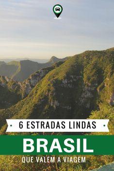 Estradas mais bonitas do Brasil - Estradas que já valem a viagem! História, mares, praias, serras e muito mais para a sua viagem de carro pelo Brasil