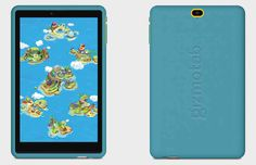 Verizon GizmoTab is a kid-friendly tablet that runs Android on an 8-inch display
