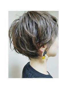 Pin on ヘアースタイル Short Wavy Haircuts, Shaggy Short Hair, Hairstyles Haircuts, Short Hair With Layers, Short Hair Cuts, Chris Jenner Haircut, Kris Jenner Hair, Pelo Pixie, Heart Hair
