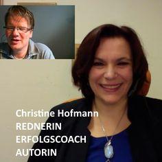 Christine Hofmann - REDNERIN * ERFOLGSCOACH * AUTORIN Author, Faith