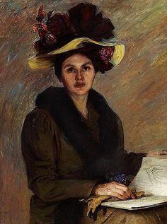 Bertha Wegmann (1846 – 1926)