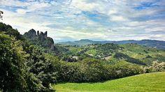 Parco dei Sassi di Roccamalatina, salita al Sasso della Croce by @Melvin