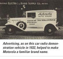 Car Radio - Music in Motion - Motorola Solutions USA