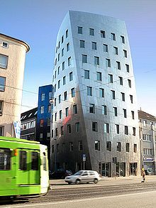 Frank Gehry Tower in Hannover