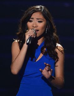 "Fox's ""American Idol 2012"" Finale - Jessica Sanchez"