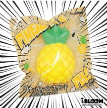 *i-BLOOM* iBLOOM Kawaii Jumbo Pineapple Pen Japan PPAP Squishy *SALE*