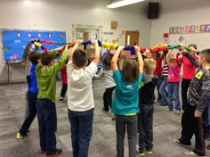 Nutty for The Nutcracker - lots of active ideas for learning about The… Kindergarten Music, Preschool Music, Music Activities, Teaching Music, Holiday Activities, Classroom Activities, Classroom Ideas, Christmas Program, Christmas Music