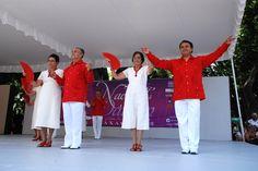 Los Rostros de México: Inicia Segundo Congreso de Danzón en Tamaulipas