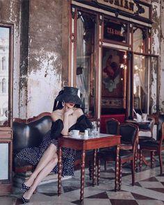 "Ireneusz Puchała on LinkedIn: ""Caffè Florian, Piazza San Marco, Venezia, Italy 🇮🇹"" Girl Photography, Travel Photography, Venice Photography, Artistic Photography, Beautiful Places, Most Beautiful, Beautiful Life, Rome, Old Things"