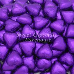 #purple #hearts #sweets #lollies #chocolate #love
