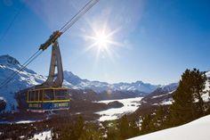 Die schönsten Skigebiete der Schweiz – St. Moritz