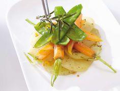 Recept: zeleninový předkrm | Epikure Libová masa | Epikure