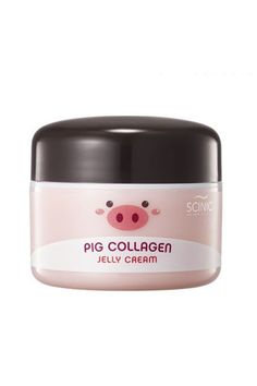 SCINIC Pig Collagen Jelly Cream Face All Skin Types Women Elasticity Ingredients <br> <br> Poria cocos extract, hyaluronic acid, green tea extract <br> <br> <br> Volume <br> <br> Korean Makeup Tips, Korean Makeup Tutorials, Korean Beauty, Asian Beauty, Natural Beauty, Natural Hair Mask, Natural Hair Styles, Jelly Cream, K Beauty