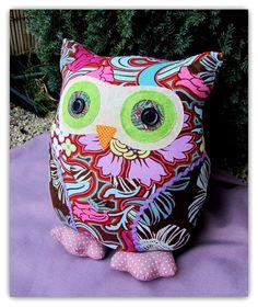 Owl cushion  Florence £18.00