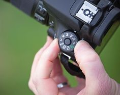 Canon photography tips APerture Priority mode