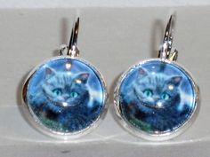 Verrückte Ohrringe und Schmuck Welt  - Ohrringe Katze Damen Ohrschmuck Modeschmuck Metalllegierung Tiere & Insekten Neuware