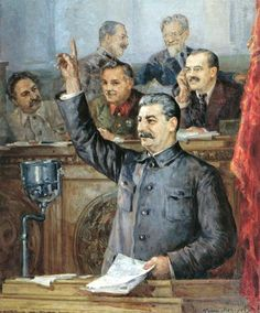Доклад Сталина на Чрезвычайном VIII съезде Советов о проекте Конституции СССР 25 ноября 1936 г.