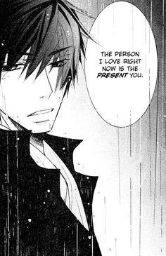 ▲_■_Anime Quote ▲_■_  Manga/Anime: Sekai ichi Hatsukoi  Character: Takano  Masamune/ Oda Masamune