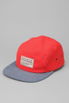 59dbf6b05bf OBEY Munition 5-Panel Hat