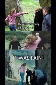 IT WAS PAIN!!