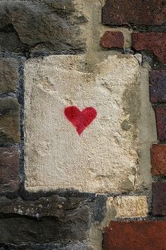 street art style valentines for the one you love ♥