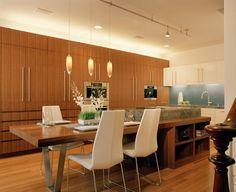 Gemütliche Küche einrichten - Überdimensionierte Küchen Designs - #Küche