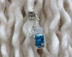 Dread Jewellery Dreadlock Charm Starfish Mermaid Dangle Dread Bead