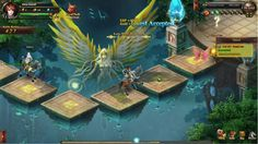 Dragon Blood is a Free-to-play Browser Based, Role-Playing MMO Game MMORPG