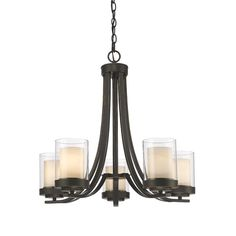 Found it at Wayfair - Willow 5 Light Candle-Style Chandelier