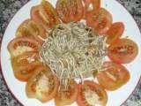 Receta Ensalada templada de gulas