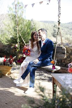 Slow wedding en L'Avellana · Foto, Leafhopper Weddings · Tendencias de Bodas Magazine