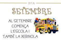 Dites mesos de l'any - Lila La - Àlbums web de Picasa Classroom Organisation, Pre School, Signs, School, Phonological Awareness, Sayings, Calendar, Writing, Shop Signs