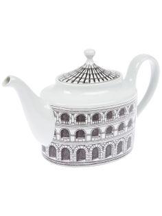 Fornasetti Tea Pot - Verso - Farfetch.com